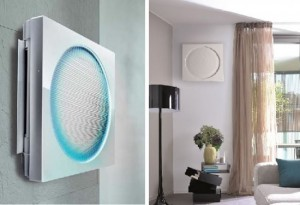 LG Artcool Stylist Inverter V - So Ultra-Thin and Stylish Air-Conditioner